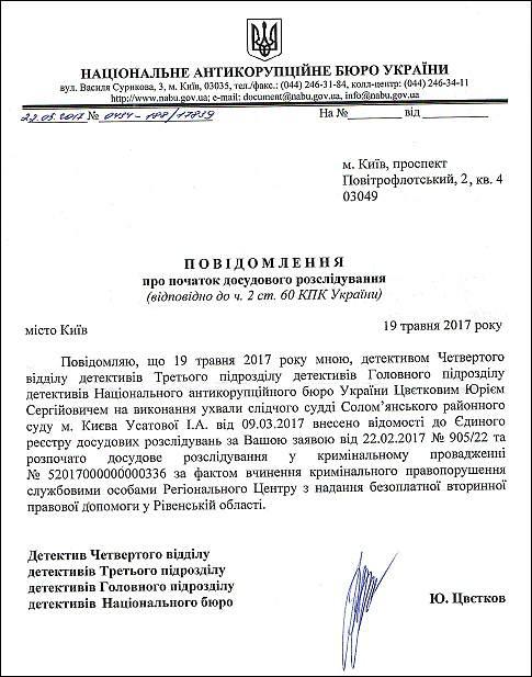 адвокат Іллюк Сергій Валерійович