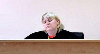 суддя Шклянка М.П. фото