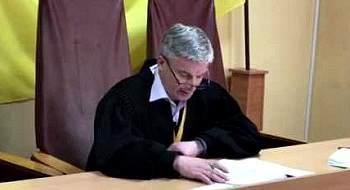 суддя Cидорук Євген Іванович фото