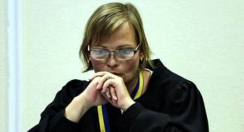 суддя Гладун Христина Анатоліївна фото