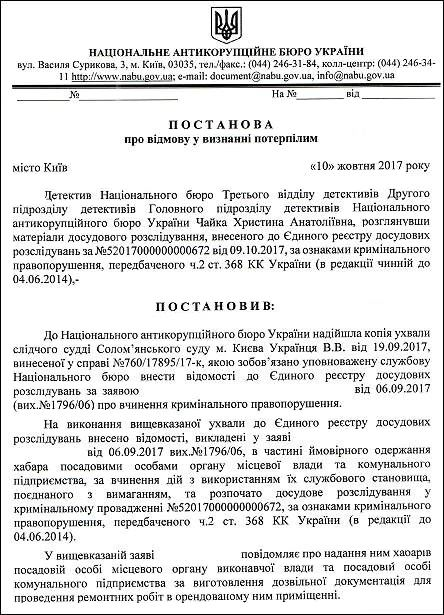 chajka-xristina-anatoli%d1%97vna-postanova-ne-viznannya