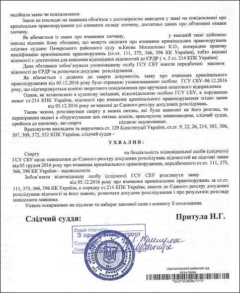 Москаленко Катерина Олександрівна