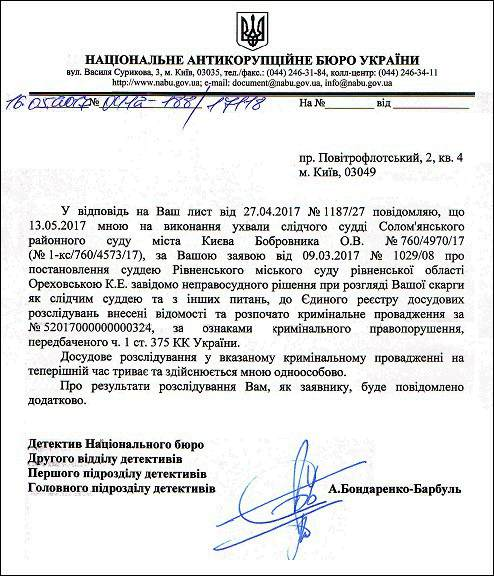 Ореховська Кристина Едуардівна єрдр