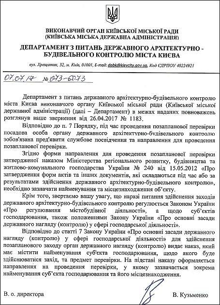 Фіщук Андрій Вікторович немає дозволу