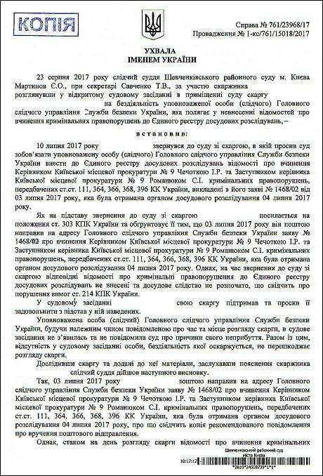 Романюк Сергій Іванович Чечотка Ірина Романівна